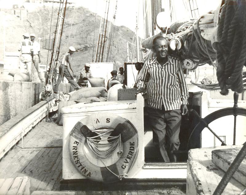 Ernestina in 1970