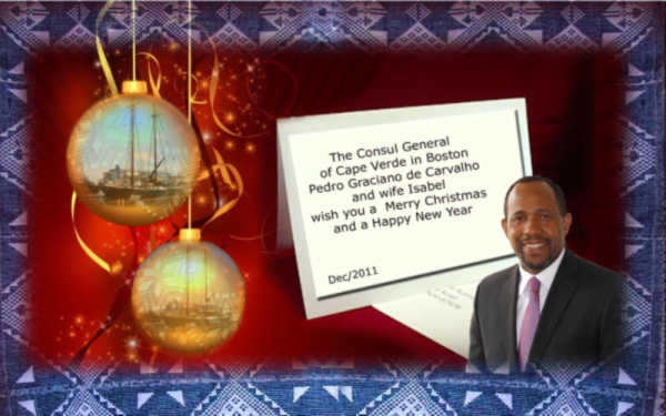 Christmas greetings from CV Consul