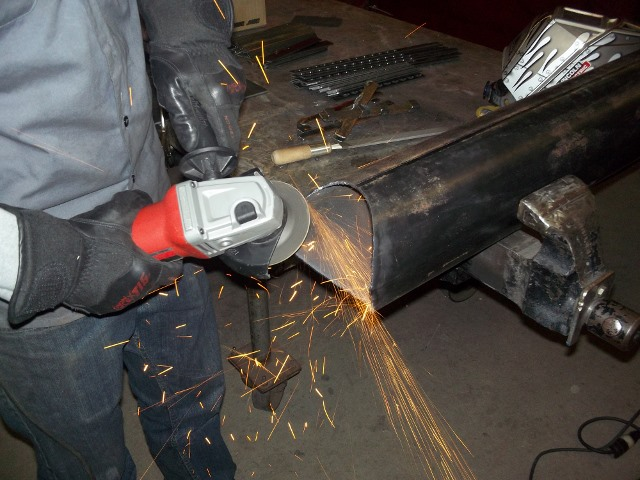 The smoother the joint, the better the weld.