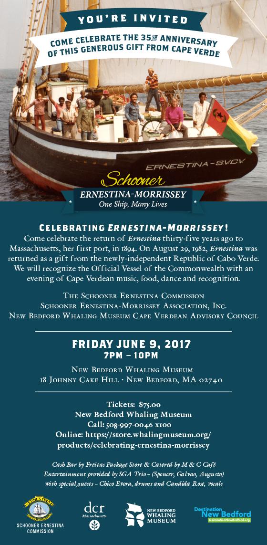 Ernestina-Invite2017 May 21