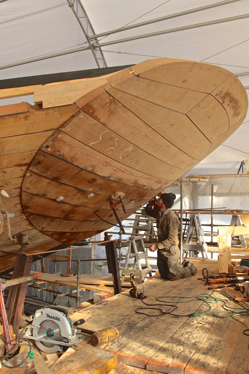 Picture in your mind: Ernestina-Morrissey - New Bedford