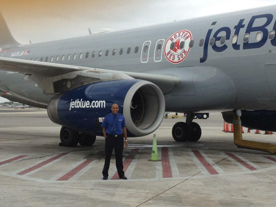 Jose Andrade JetBlue