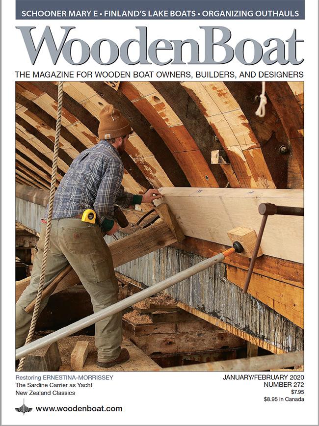 20191211 Jan.Feb WoodenBoat