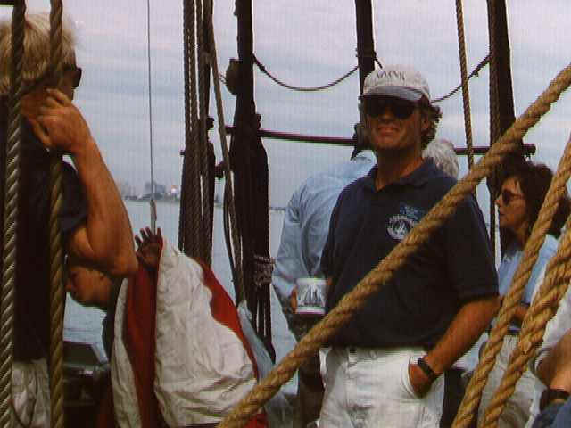 Captain Jeff Stone