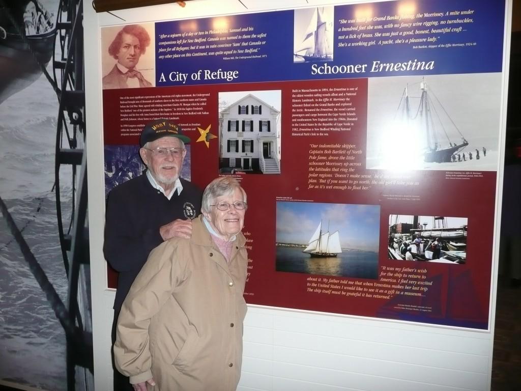 Bill and Irene Morin