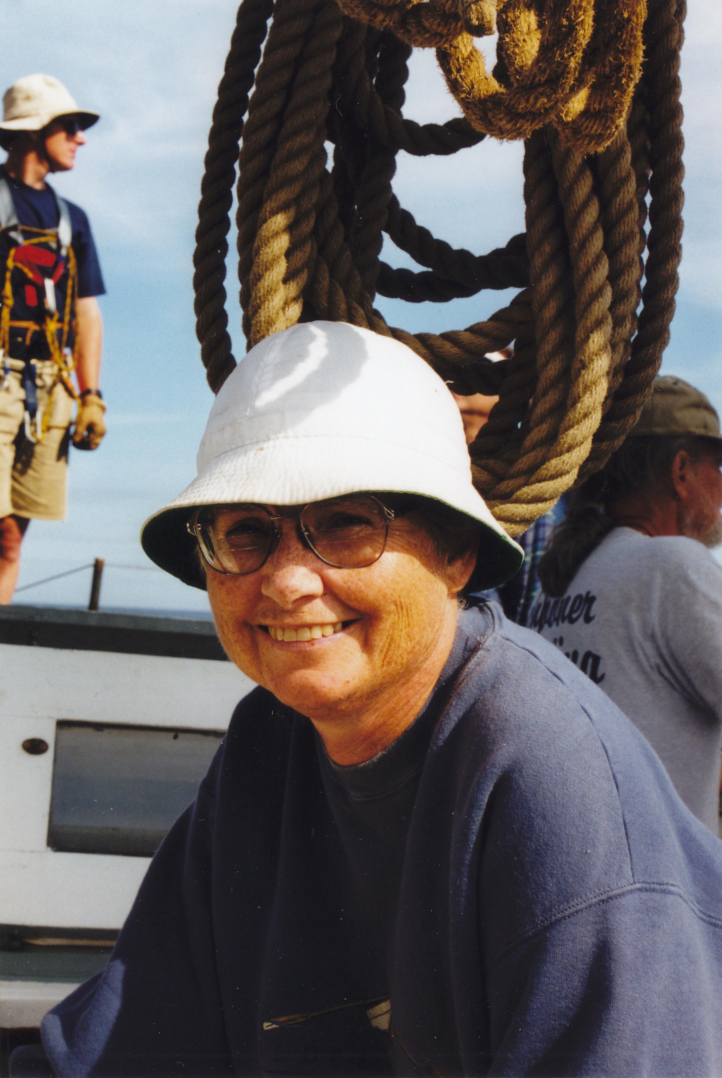 Mary Walsh ~ Gloucester Schooner Race