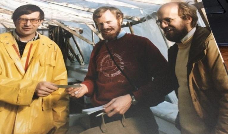 Michael Platzer, Thomas Bird and Stephan Platzer