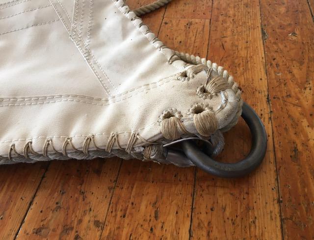 10. Staysail tack      Photo Courtesy of Nathaniel Wilson