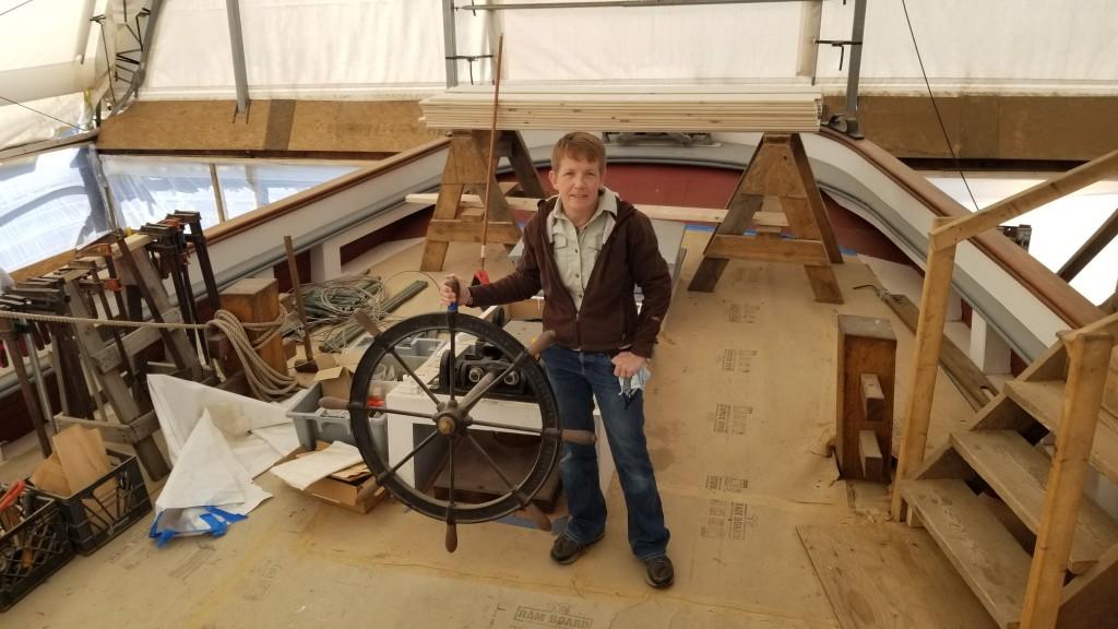20210322_Capt Tiffany Kirhwan on deck!